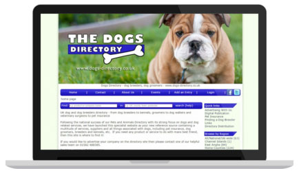UK Dogs Directory