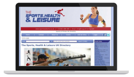Sport, Health and Leisure