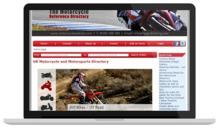 The Motorcycle Reference Directory